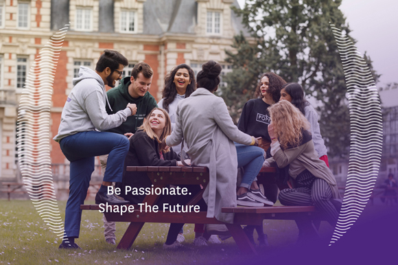 Be Passionate, Shape The Future - NEOMA BS