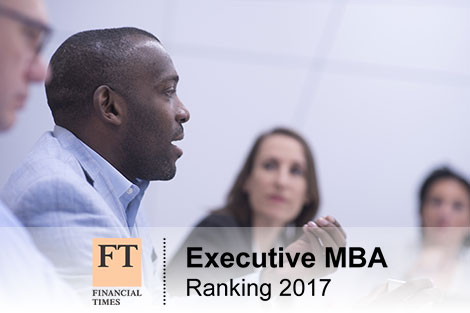 Classement FT « Top 100 des programmes Executive MBA » : NEOMA BS à la 81e place