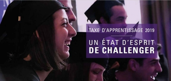 Taxe d'apprentissage : pensez à NEOMA Business School !